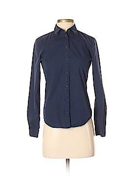 Everlane Long Sleeve Button-Down Shirt Size 0