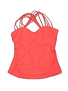 FASHION TO FIGURE Swimsuit Top Size 1X Plus (1) (Plus)