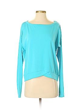 Tsuya Long Sleeve Top Size S