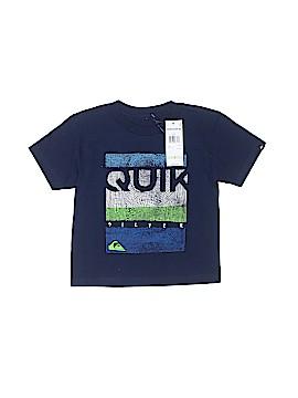 Quiksilver Short Sleeve T-Shirt Size 4