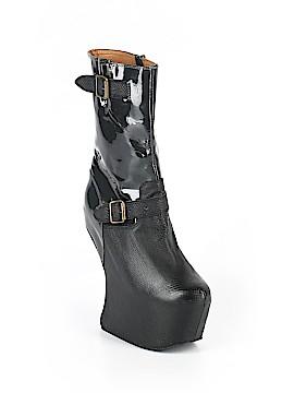 Havana Last Jeffrey Campbell Boots Size 7