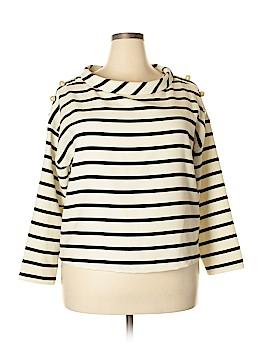 Zara Basic Long Sleeve Blouse Size XXL