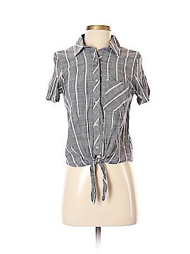 Universal Thread Short Sleeve Button-Down Shirt Size S