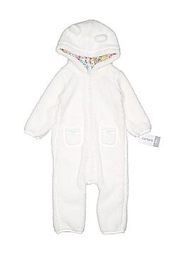 Carter's One Piece Snowsuit Size 9 mo