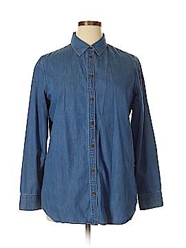 Banana Republic Long Sleeve Button-Down Shirt Size XL