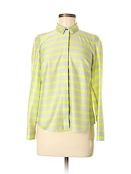 Ann Taylor Long Sleeve Blouse Size 2