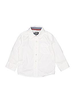 OshKosh B'gosh Long Sleeve Button-Down Shirt Size 2T