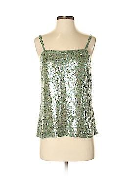 J. Crew Collection Sleeveless Silk Top Size 0