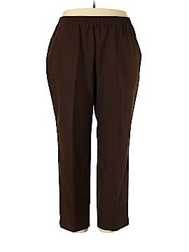 DonnKenny Classics Dress Pants Size 26 (Plus)