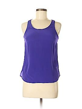 Maeve Sleeveless Silk Top Size 0