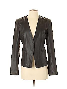Theory Faux Fur Jacket Size 0