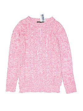 Derek Heart Pullover Sweater Size 14