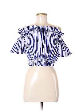 Farrow Short Sleeve Blouse Size M