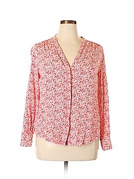 Boden Long Sleeve Blouse Size 24 (Plus)