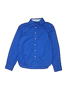 H&M L.O.G.G. Long Sleeve Button-Down Shirt Size 12 - 13