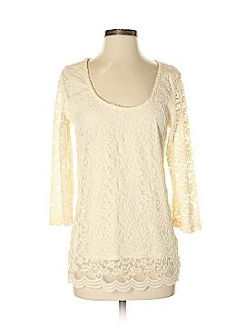 Rue21 3/4 Sleeve Top Size XL