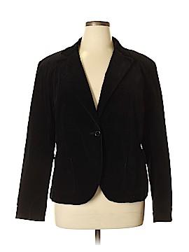New York & Company Blazer Size 18 (Plus)