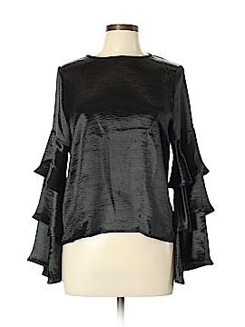 Gracia Long Sleeve Blouse Size L