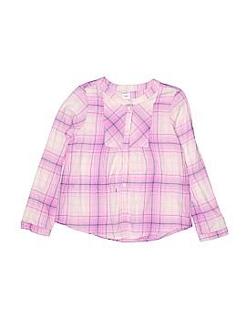 OshKosh B'gosh Long Sleeve Button-Down Shirt Size 6X