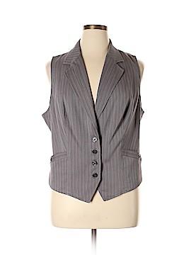 Mossimo Tuxedo Vest Size 18 (Plus)