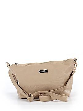 BCBG Paris Leather Crossbody Bag One Size