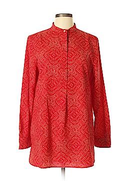 Ralph Lauren Long Sleeve Blouse Size L
