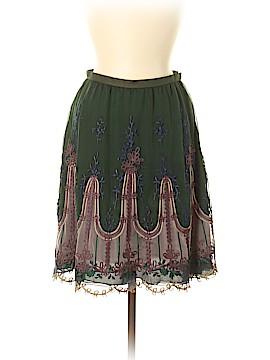Valentino Silk Skirt Size 10