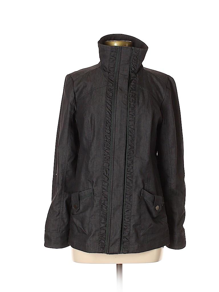 db1b993508793 Tribal Studio Solid Gray Jacket Size 6 - 63% off