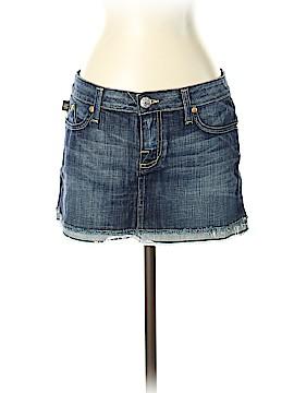 Rock & Republic Denim Skirt 26 Waist