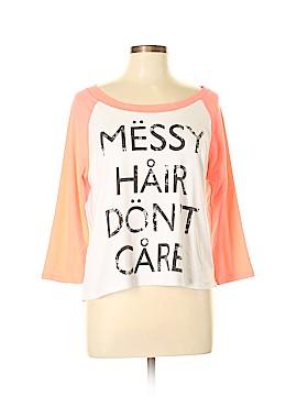 Rue21 3/4 Sleeve T-Shirt Size XL