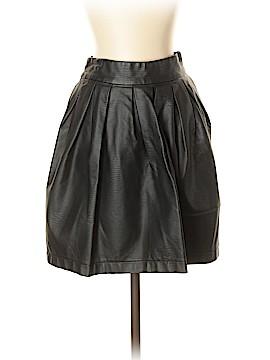 Xhilaration Faux Leather Skirt Size S