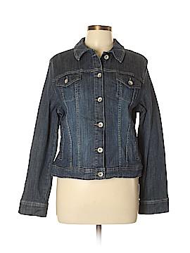 Merona Denim Jacket Size L