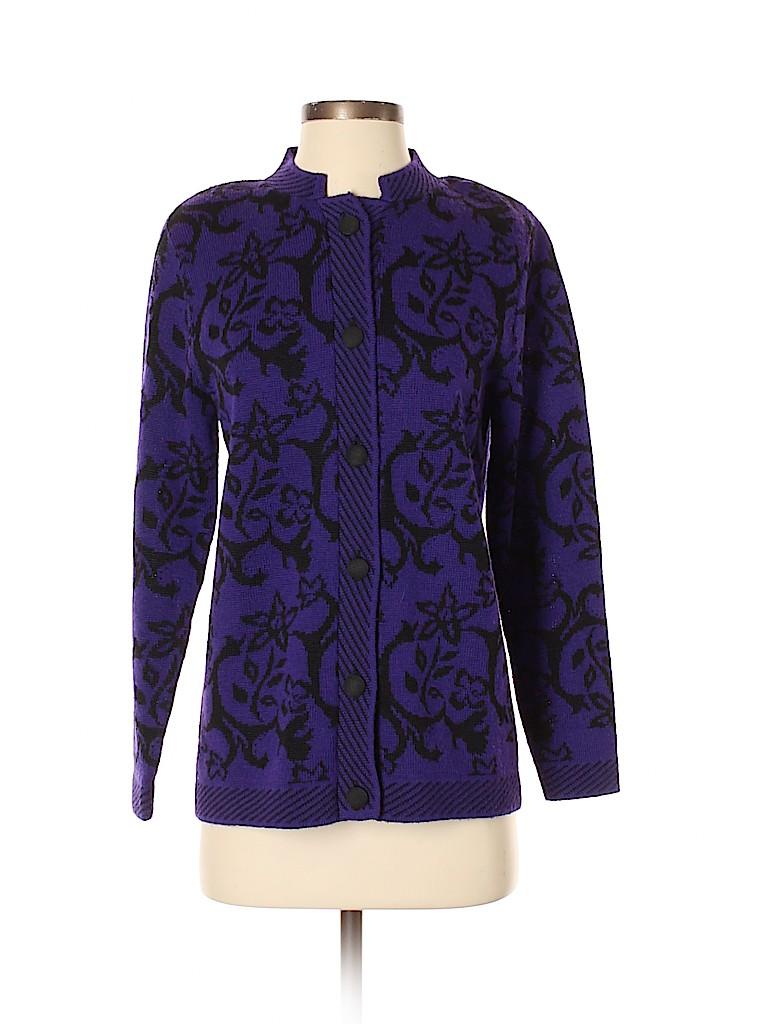 Pendleton Women Wool Cardigan Size S (Petite)