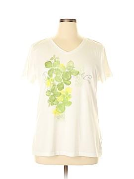 Star Short Sleeve T-Shirt Size XL