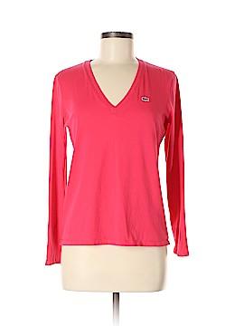 Lacoste Long Sleeve T-Shirt Size 40 (EU)