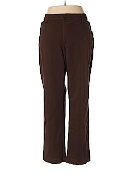Lee Khakis Size 16