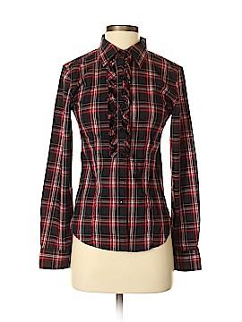 Talbots Long Sleeve Button-Down Shirt Size 4