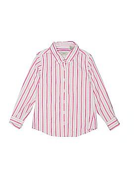 L.L.Bean Long Sleeve Button-Down Shirt Size 6