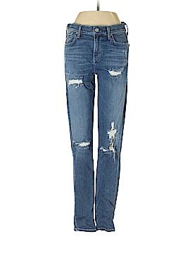 A Gold E Jeans 27 Waist