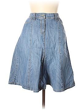 Axcess Denim Skirt Size 12