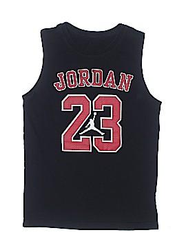 Air Jordan Sleeveless T-Shirt Size L (Kids)