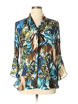 Allison Taylor 3/4 Sleeve Blouse Size 1X (Plus)