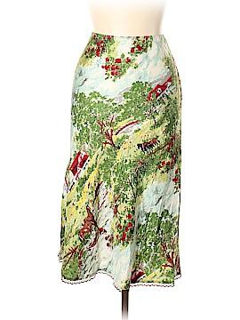 Gap Silk Skirt Size 12