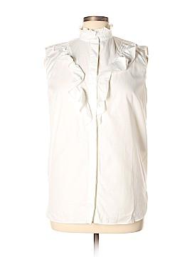 Stella McCartney Sleeveless Button-Down Shirt Size 48 (EU)