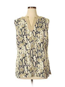 Jones New York Collection Sleeveless Blouse Size 16