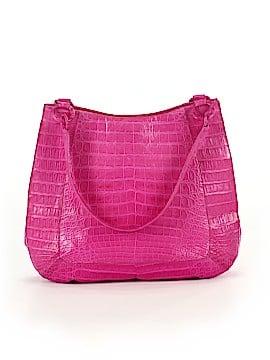 Nancy Gonzalez Leather Shoulder Bag One Size