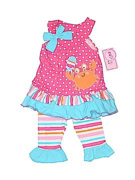 Nannette Sleeveless Top Size 3T