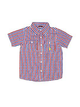 U.S. Polo Assn. Long Sleeve Button-Down Shirt Size 3T