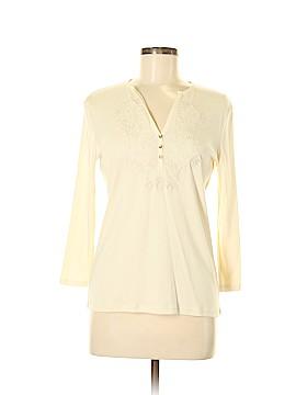 Ralph Lauren 3/4 Sleeve Henley Size M