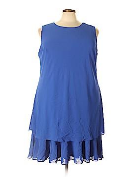 Draper's & Damon's Casual Dress Size 3X (Plus)